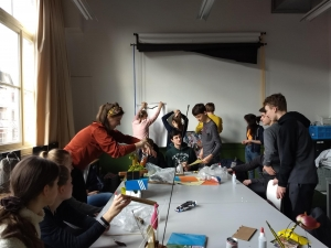 Uitwisseling TTO Hannover - 10 - Mendelcollege