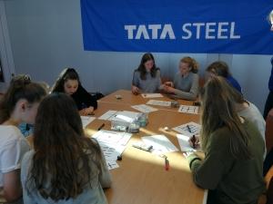 Girlsday Tata Steel - IMG 20190409 104801 - Mendelcollege
