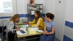 Erasmus+ Spanje - Spanje1 - Mendelcollege
