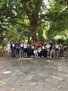Uitreiking Goethe certificaat - 1 - Mendelcollege