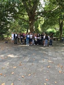 Uitreiking Goethe certificaat - 2 - Mendelcollege