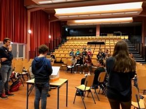 Onderbouw debatdag - 10 - Mendelcollege