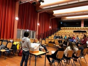 Onderbouw debatdag - 11 - Mendelcollege