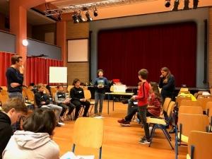 Onderbouw debatdag - 3 - Mendelcollege