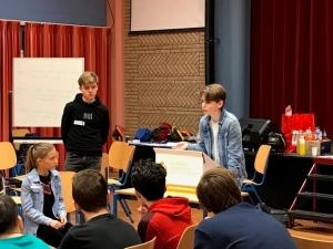 Onderbouw debatdag - 4 - Mendelcollege