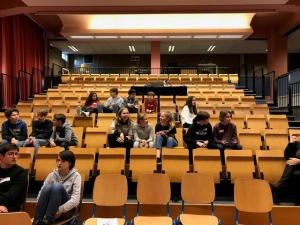 Onderbouw debatdag - 5 - Mendelcollege