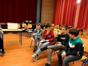 Onderbouw debatdag - 6 - Mendelcollege
